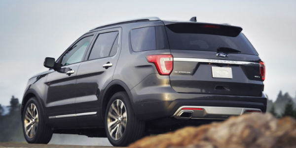 lincoln mkc and ford explorer recall due to fire hazard