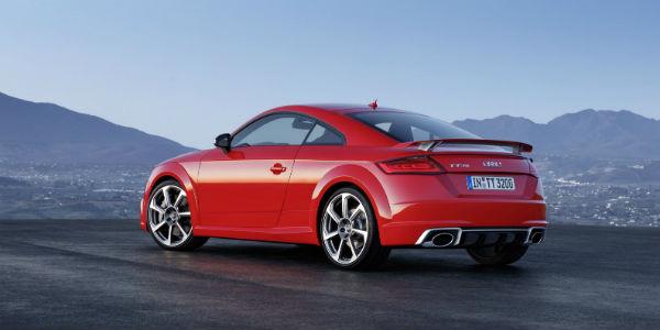 New Audi TT RS 7