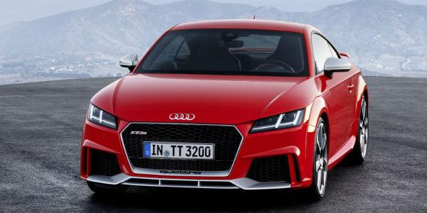 New Audi TT RS 8