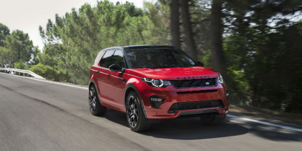 New Land Rover Discovery 1