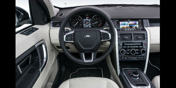 New Land Rover Discovery 7