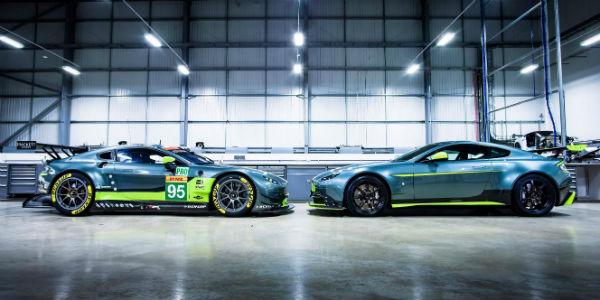 Vantage Aston Martin 1
