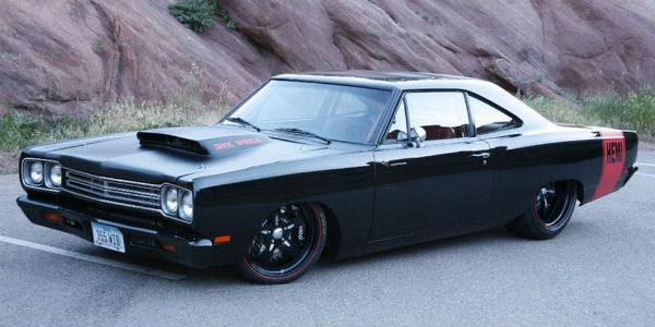 five best muscle cars of all time plymouth roadrunner hemi 2