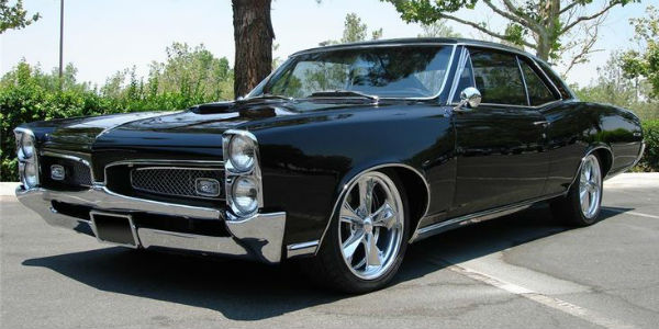 five best muscle cars of all time pontiac gto