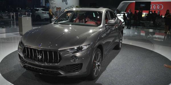 2017 Maserati Levante Price TN