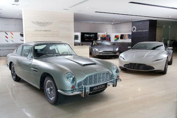 Best Aston Martin 2
