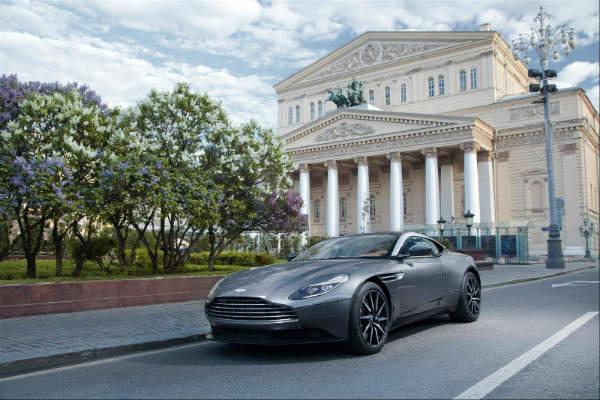 Best Aston Martin 5