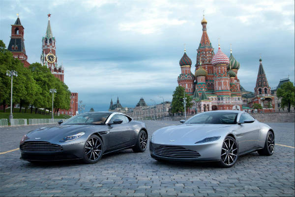 The Aston Martin DB10, On The Other Hand, Packs A 4.7 L V8 Engine Under The  Hood! Check Out The Best Aston Martin Rides In The Moscow Gallery Below!
