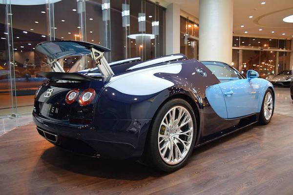 Bugatti Veyron Price 2015 >> 1 Out Of 3 Bugatti Veyron Special Edition – Jean Pierre ...