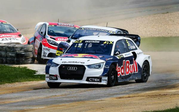 FIA World Rallycross Championship 16