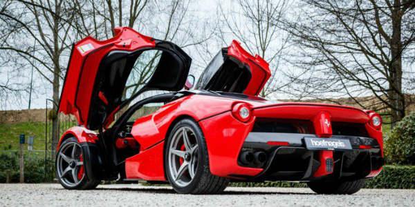 Ferrari CEO 2