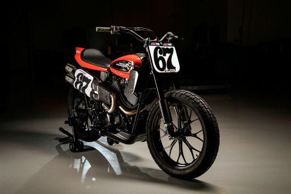 Harley Davidson Racing Bike 2