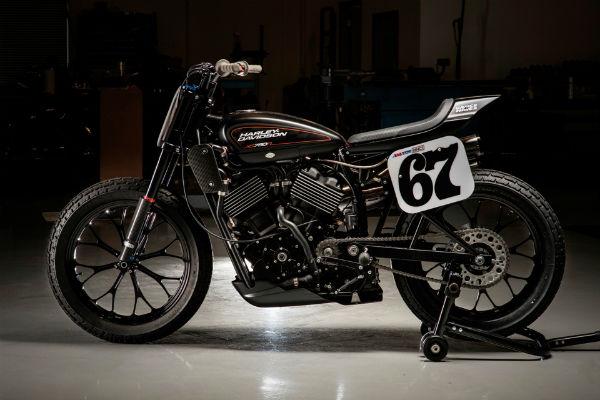 Harley Davidson Racing Bike 3