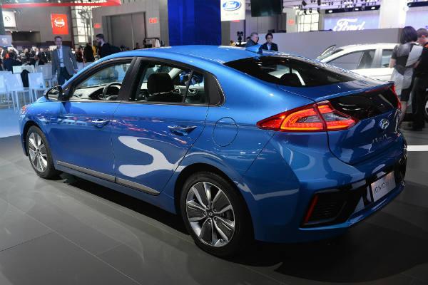 Hyundai EV 2