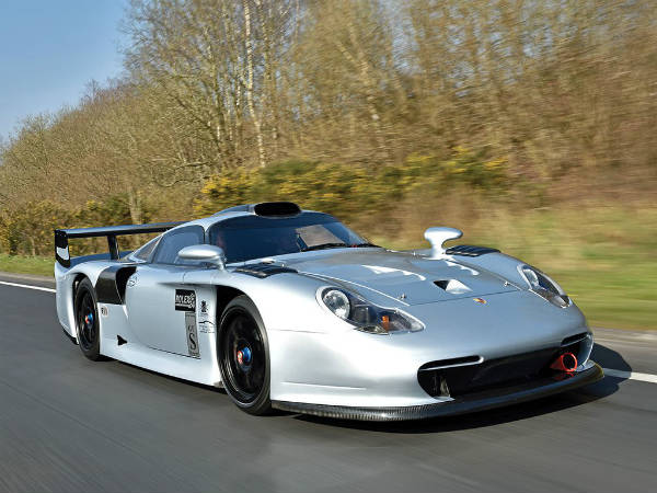 porsche 911 gt1 evo sold at monaco for 3 1 million the road legal beast icon has a new owner. Black Bedroom Furniture Sets. Home Design Ideas