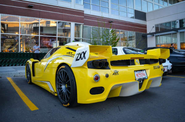 Supercar Meet At Starbelly Cars Event In Calgary Canada