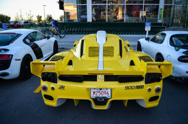 Supercar Meet At Starbelly & Cars Event In Calgary, Canada ...