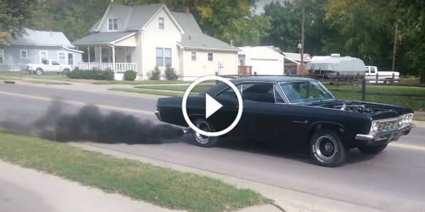 12 Valve Cummins 1966 Impala