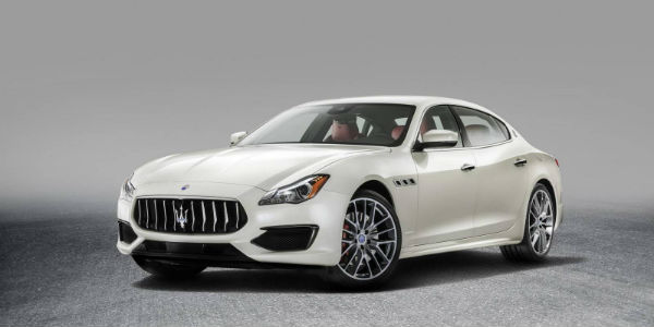 2017 Maserati Quattroporte TN