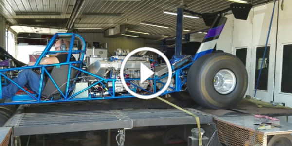 2JZ Dragster Dyno Test 1 play