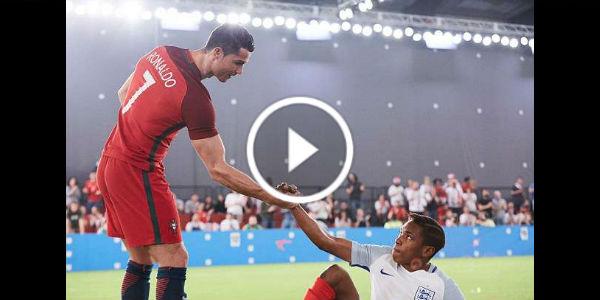 Video: Nike Football 'CTR360 Maestri III' Commercial   Highsnobiety