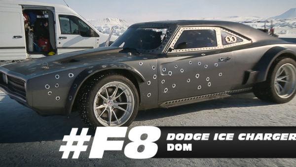 Furious 8 Cars 1