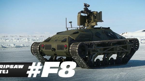 Furious 8 Cars 3