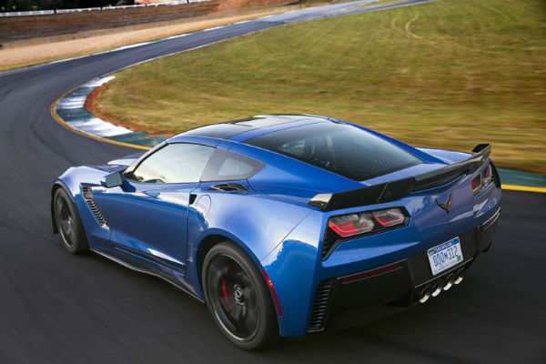 GM Corvette Plant 5