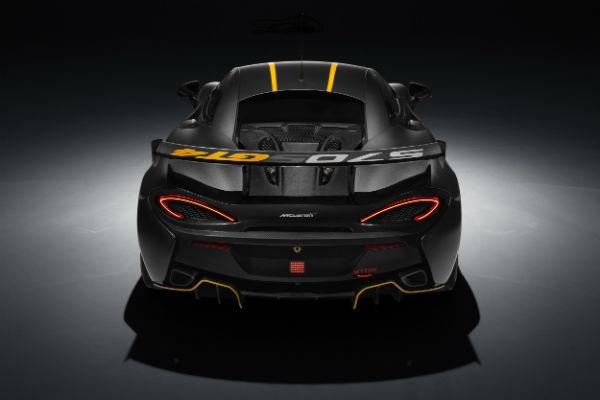 McLaren 570S Sprint 6