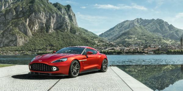 Zagato Aston Martin TN