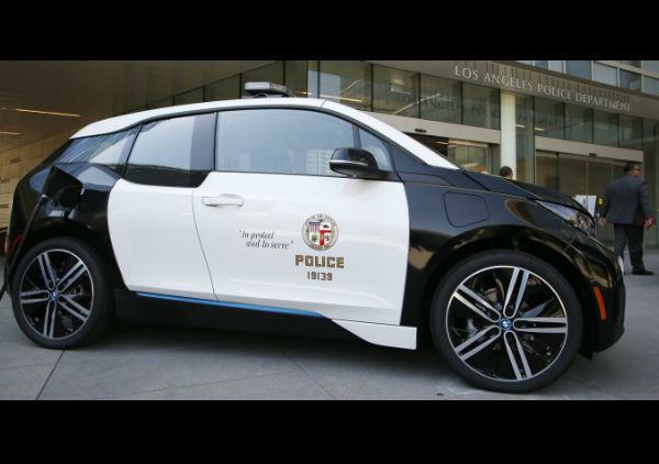 Cheap Used Muscle Cars >> The LAPD Will Get 100 i3 BMW Electric Cars! - Muscle Cars Zone!