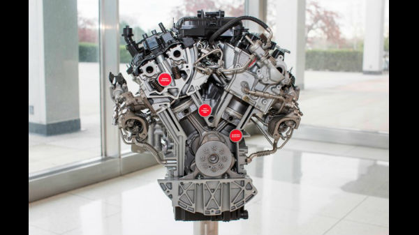 2017 Ford F 150 EcoBoost 1