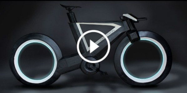Cool Bike Design By Hubless The CYCLOTRON 81