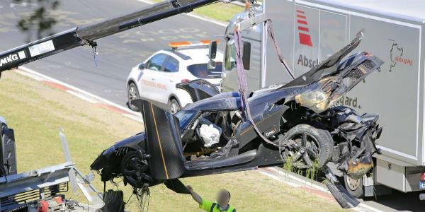 Crashed Koenigsegg 5