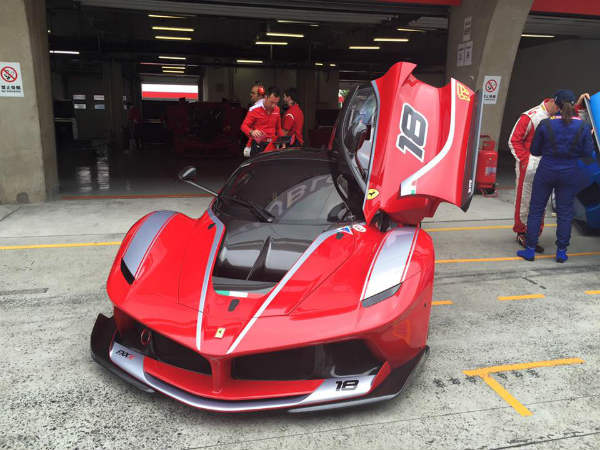 FXX K Ferrari 3