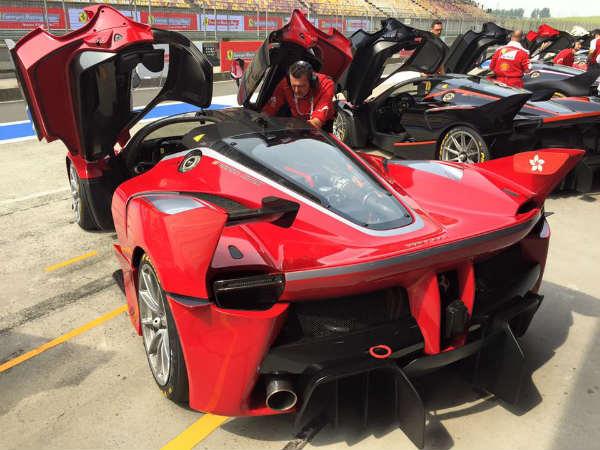 FXX K Ferrari 9