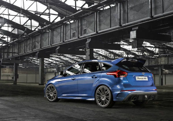 Focus RS Drift 5