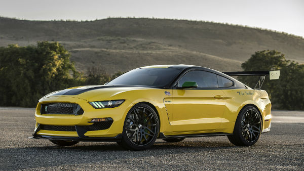 Ford GT350 Mustang 1