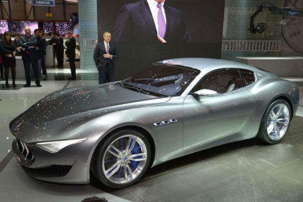 Maserati Alfieri Concept 1