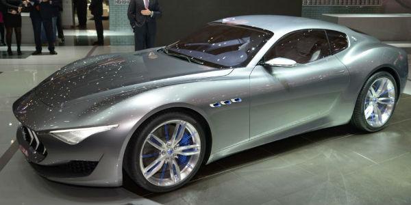 Maserati Alfieri Concept TN