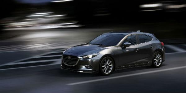 New Mazda3 TN