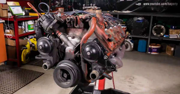 Ford Flathead V8 engine Restoring Engines 11