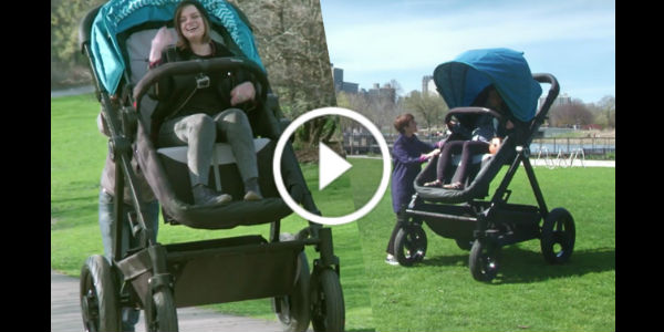 Huge Baby Stroller For Adults Contours 21