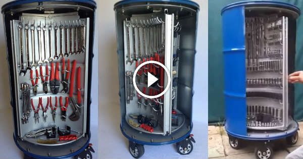 Ultimate Barrel Toolbox That Every Gearhead Should Have