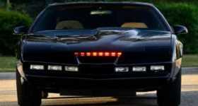 1986 Pontiac Firebird KITT Car 1