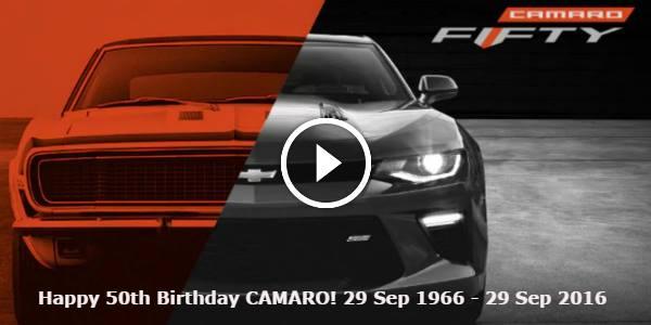 50th Anniversary Camaro SS HPE650 Dyno