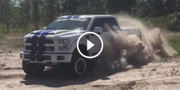 700HP Supercharged Shelby F 150 Pickup Truck 31