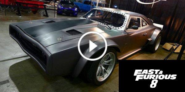 Fast & Furious 8 teaser 2