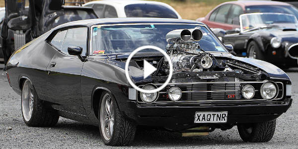 Ford Falcon Cars Best Custom Made Muscle Cars Zone