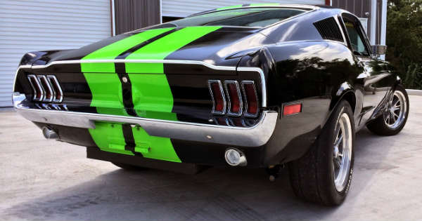 Ride Along Zombie 222 Electric Car mustang 4